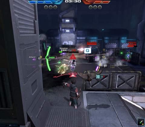 CroNix in-game screenshot 3
