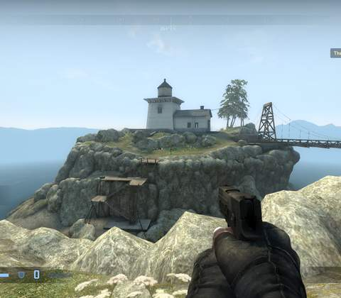 Counter Strike: Global Offensive in-game screenshot 1