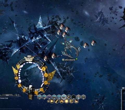 Dark Orbit in-game screenshot 6