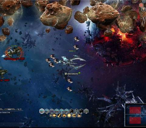 Dark Orbit in-game screenshot 9