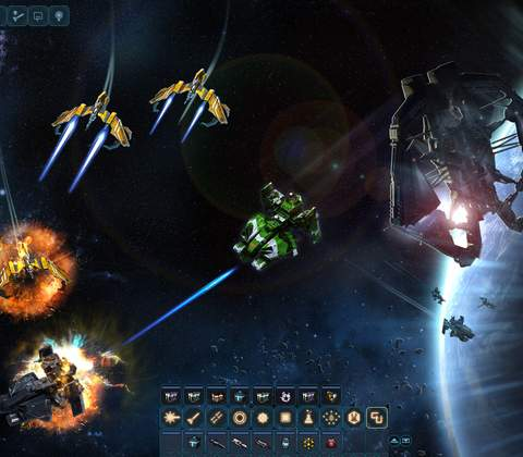 Dark Orbit in-game screenshot 3