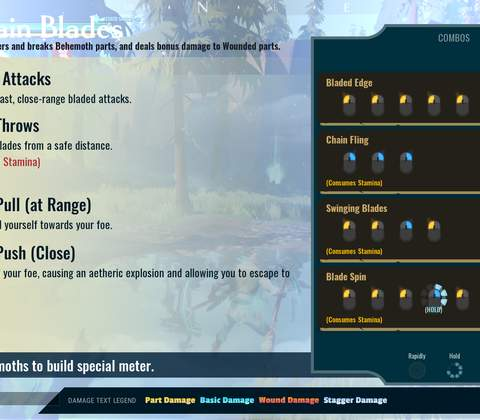 Dauntless in-game screenshot 3