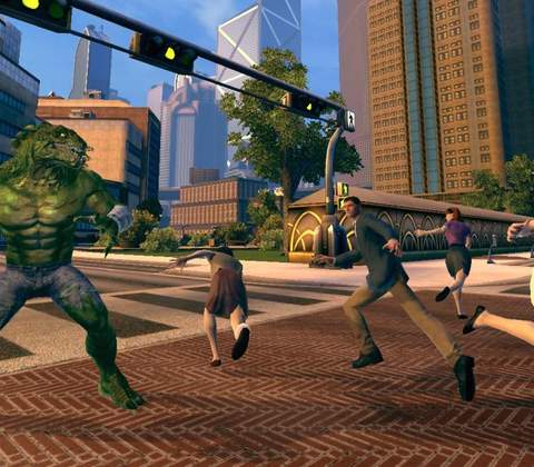 DC Universe Online in-game screenshot 4