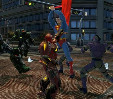 DC Universe Online in-game screenshot 5