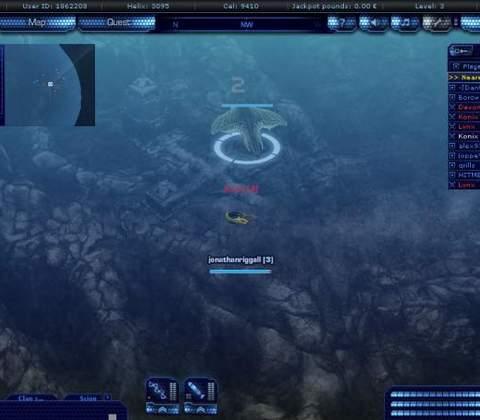 Deepolis in-game screenshot 1