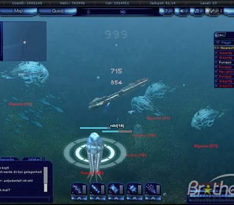 Deepolis in-game screenshot 3