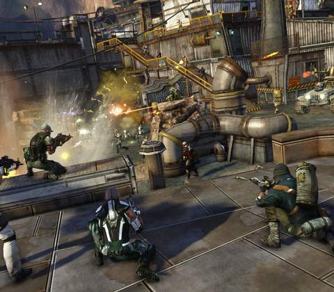 Defiance in-game screenshot 5