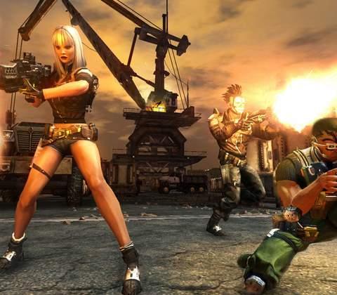 Defiance in-game screenshot 7