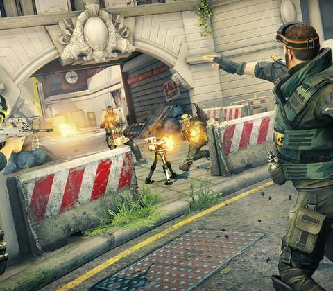 Dirty Bomb in-game screenshot 2