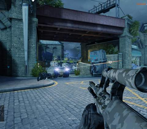 Dirty Bomb in-game screenshot 3