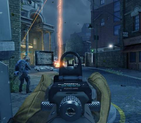 Dirty Bomb in-game screenshot 5