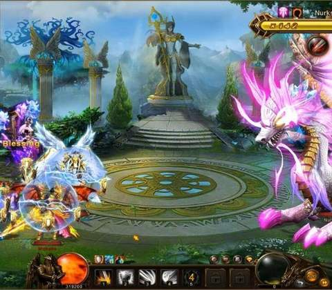 Review of Dragon Awaken - MMO & MMORPG Games