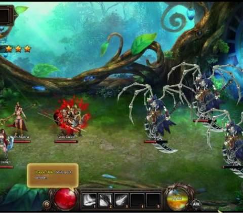 Dragon Blood in-game screenshot 5