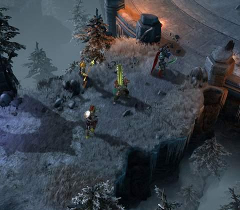 Drakensang Online in-game screenshot 5