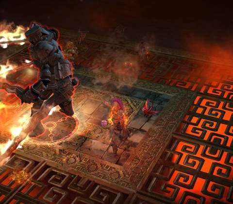 Drakensang Online in-game screenshot 2