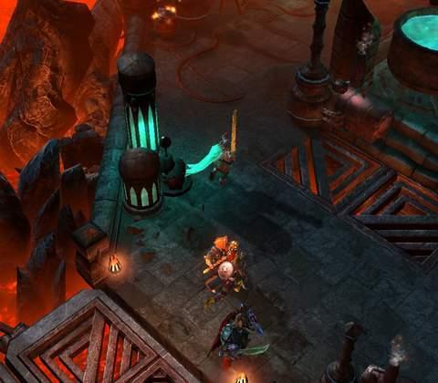 Drakensang Online in-game screenshot 12