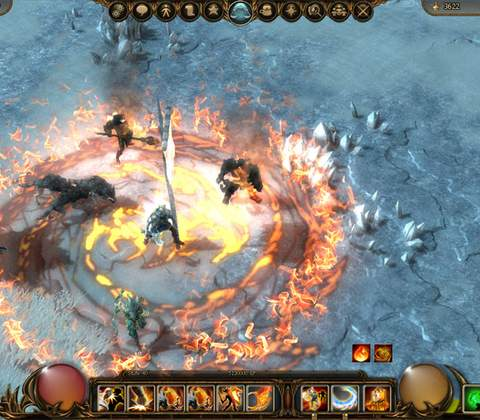 Drakensang Online in-game screenshot 11