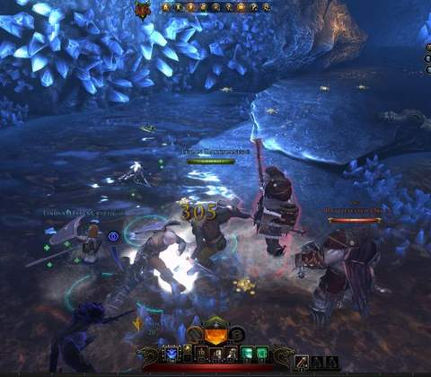 Dungeons & Dragons - Neverwinter in-game screenshot 4