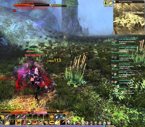 Echo of Soul – MMO