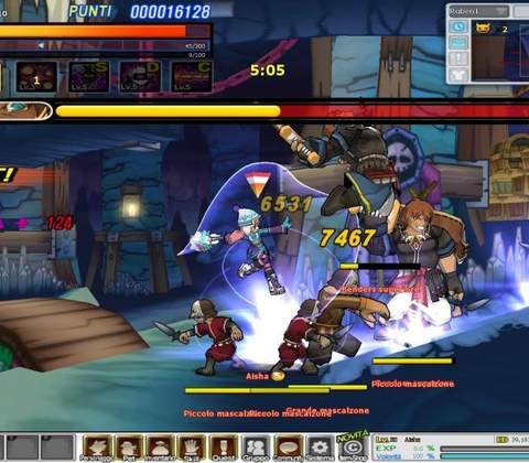 Elsword in-game screenshot 2