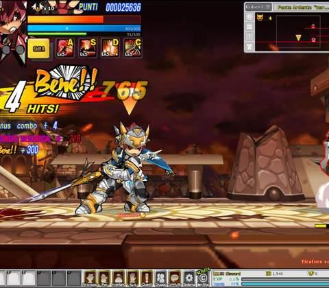 Elsword in-game screenshot 6