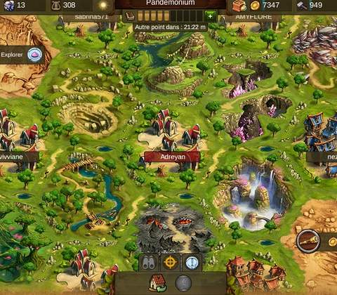 Elvenar in-game screenshot 9