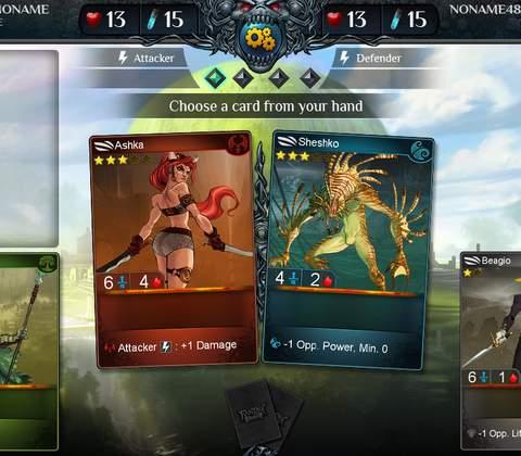 Fantasy Rivals in-game screenshot 4