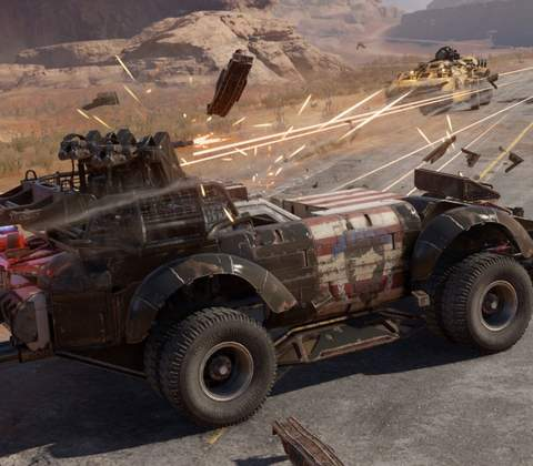 Crossout in-game screenshot 14