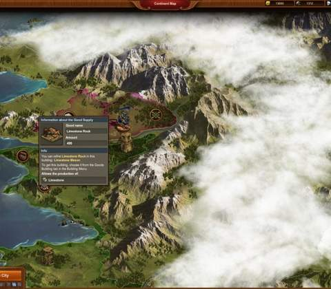 Forge of Empires in-game screenshot 3