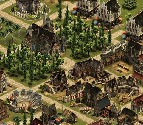 Forge of Empires in-game screenshot 5