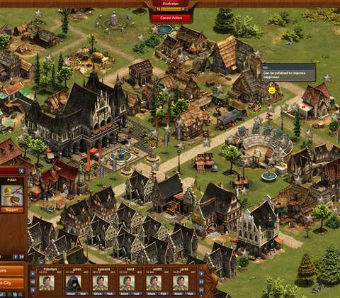 Forge of Empires in-game screenshot 6