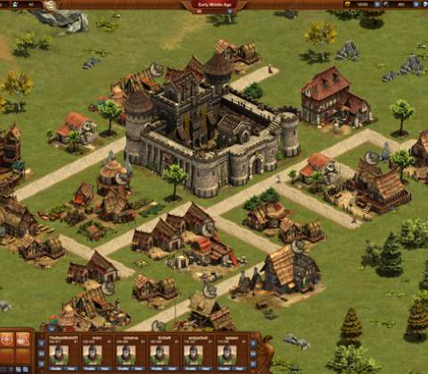 Forge of Empires in-game screenshot 7