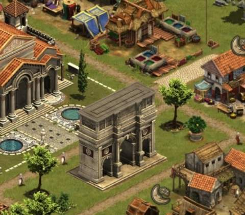 Forge of Empires in-game screenshot 1