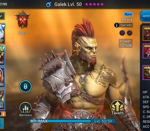 RAID: Shadow Legends in-game screenshot 29
