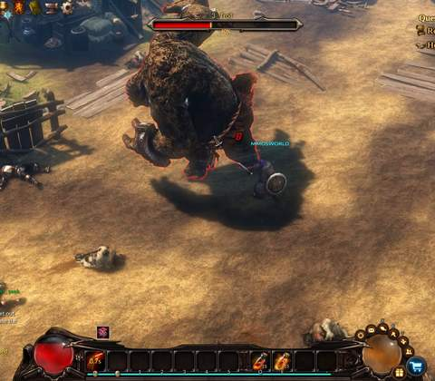 Guardians of Ember in-game screenshot 3