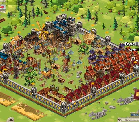Goodgame Empire in-game screenshot 2