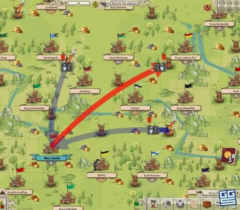 Goodgame Empire in-game screenshot 5