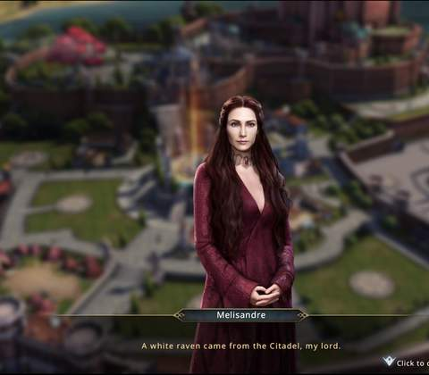 Game of Thrones: Winter Is Coming  in-game screenshot 2