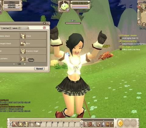 Grand Fantasia in-game screenshot 2