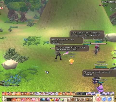 Grand Fantasia in-game screenshot 24