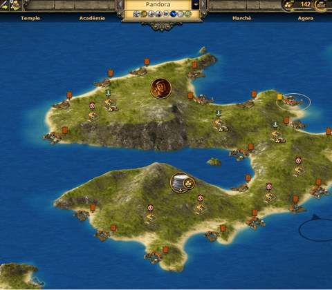 Grepolis in-game screenshot 6