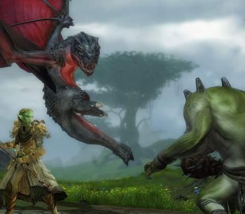 Guild Wars 2 in-game screenshot 10