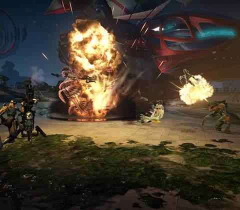 Skyforge in-game screenshot 12