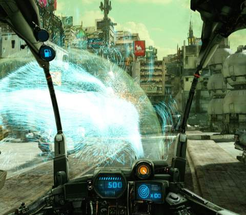 Hawken in-game screenshot 2