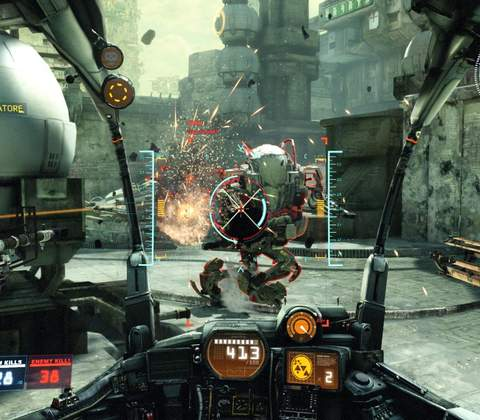 Hawken in-game screenshot 5