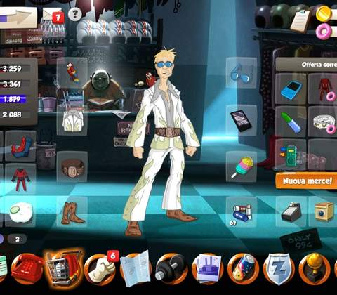 Hero Zero in-game screenshot 4