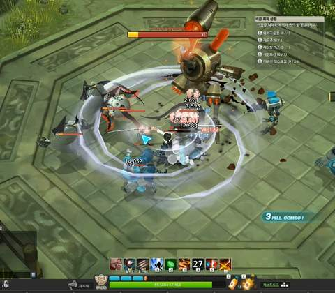 HeroWarz in-game screenshot 17