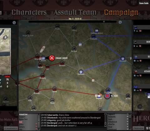Heroes & Generals in-game screenshot 1