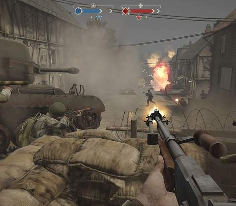 Heroes & Generals in-game screenshot 2