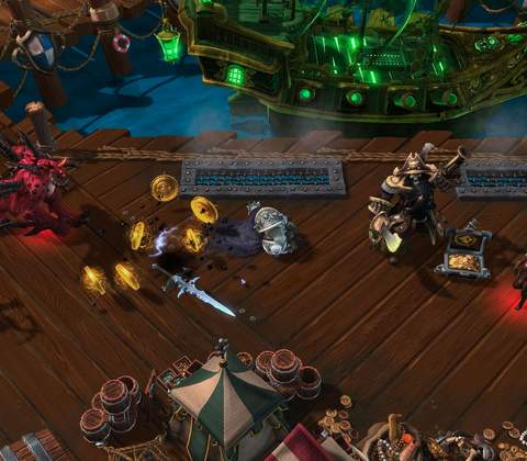 Heroes of the Storm in-game screenshot 3
